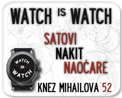 Watch is Watch Satovi